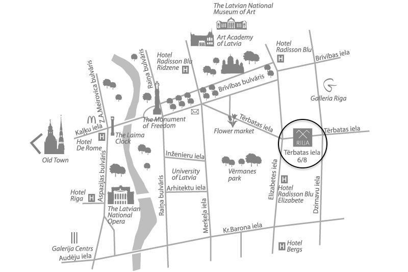 Map RIIJA