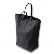 Dark Gray Linen Bag RIIJA