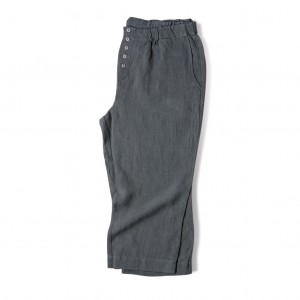 Linen Short Trousers