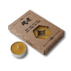 Wax Tea Candles