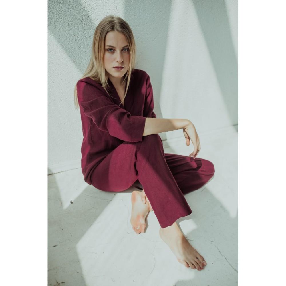 pajama-red