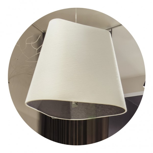 Ceiling Lamp TRIANGLE PYRAMID