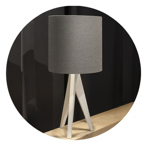 Table Lamp TRIPOD WOOD