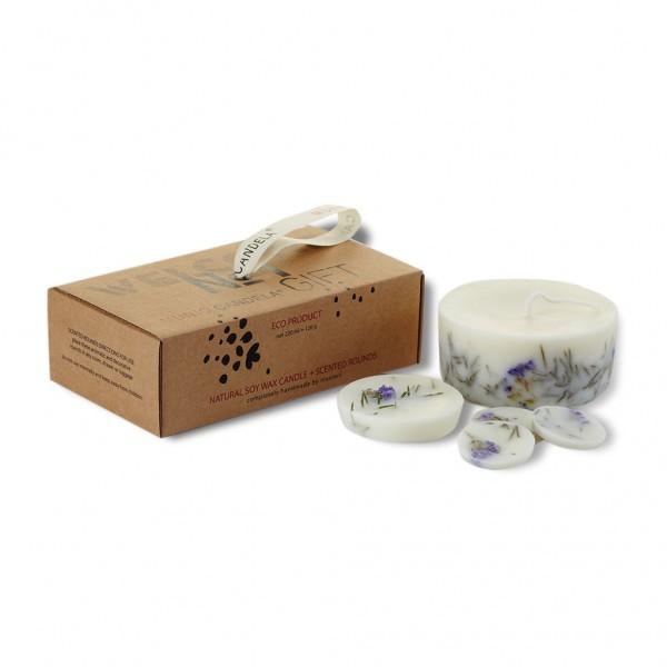 MUNIO candle gift box