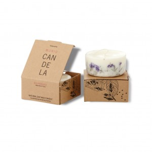 MUNIO soy wax candle