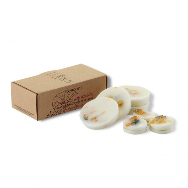 MUNIO soy wax rounds