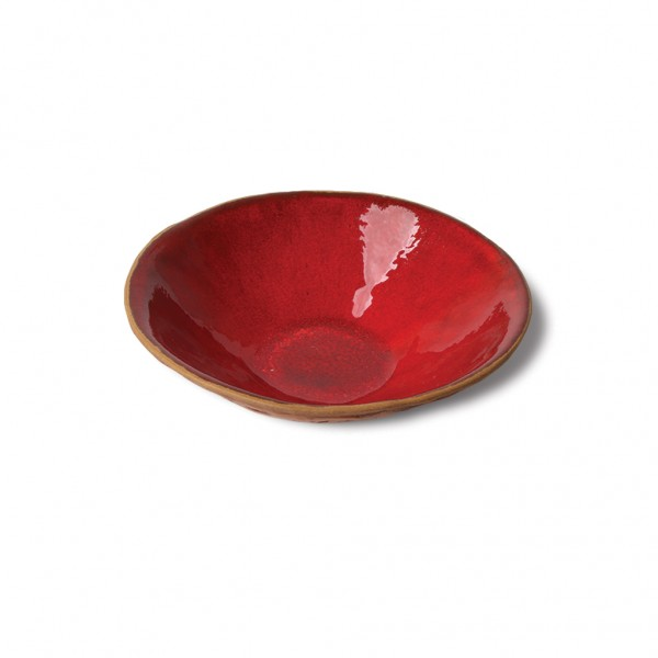I.Magone small red bowl