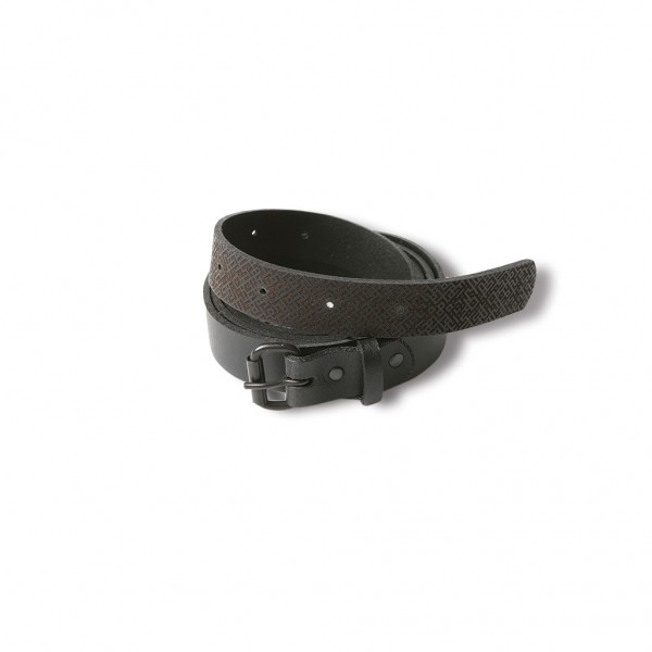 Belt - dark grey 2