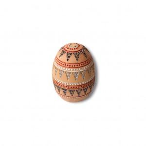 D.Virsniece salt and pepper brown egg