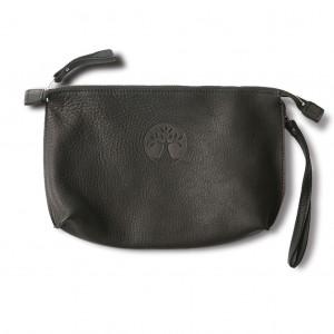 L Cosmetic wallet black