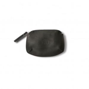 L Wallet for change black