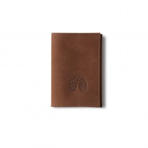 Pasport cover - brown