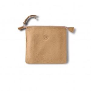 S Cosmetic wallet beige