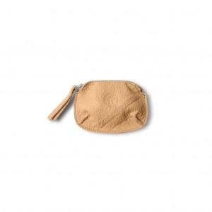 S Wallet for change beige
