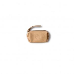 S Wallet for keys beige