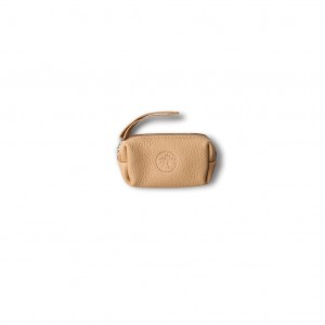 S Wallet for keys beige