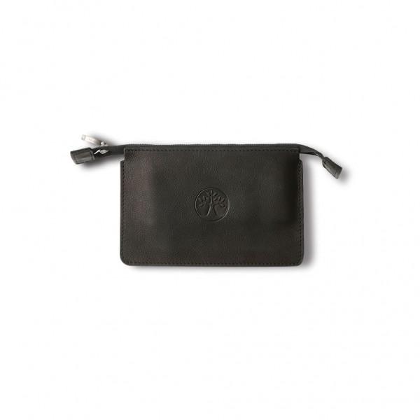 Wallet for change black