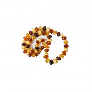 AMBER NECKLACE 2-2