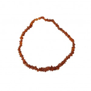 AMBER NECKLACE SHORT