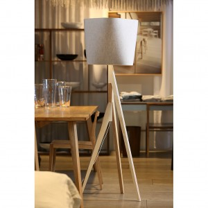 Plywood Floor lamp