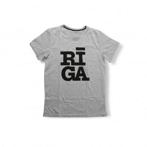 T-SHIRT RIGA GRAY