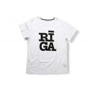 T-SHIRT RIGA - WHITE