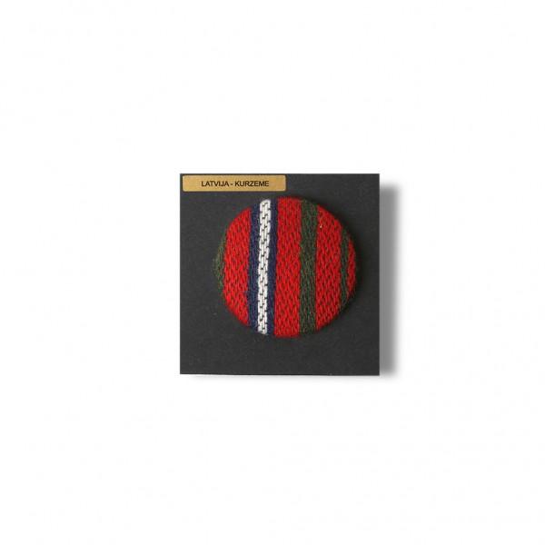Traditional brooch - kurzeme