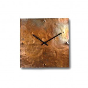 WALL CLOCK STEEL