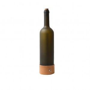 WINE BOTTLE LAMP 2