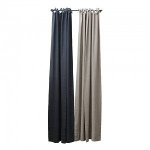 linen curtains