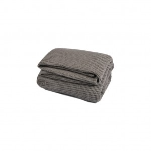 linen bed cover