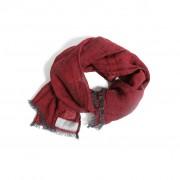 LINENSHAWL-RED