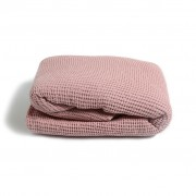 BED COVER - LINEN - PINK