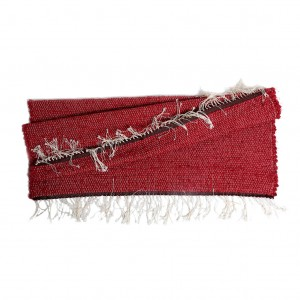 LINEN-RUG-RED