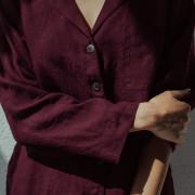 linen-pajama-red-riija-2